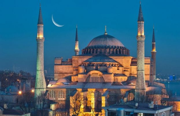 Here are five things to know about the Hagia Sophia
