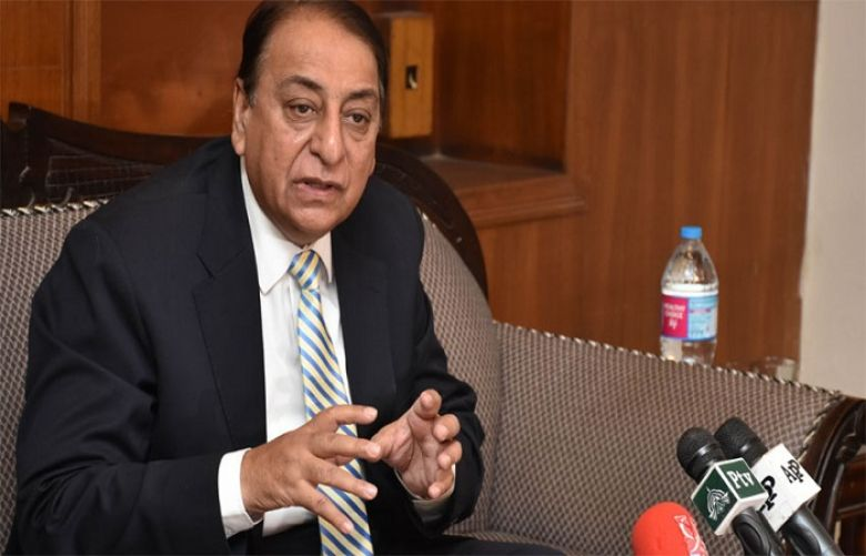 PML-N leader and former state minister for finance Rana Afzal Khan