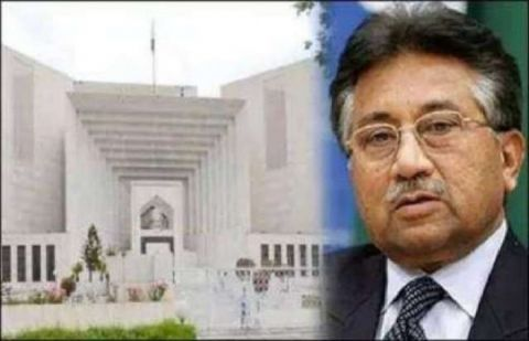 Govt's duty to put Musharraf's name on ECL and bringing him back: SC