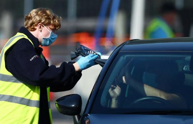 Second UK lockdown? England COVID-19 cases rising by 6,000 per day