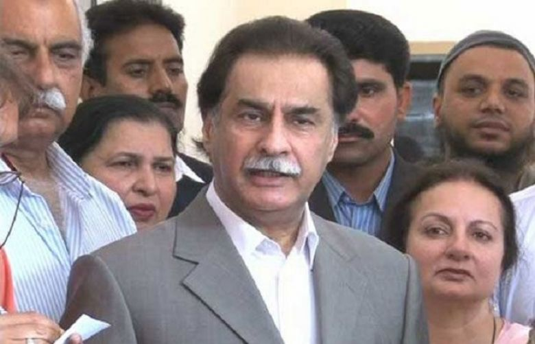 Speaker National Assembly Ayaz Sadiq