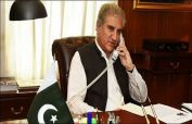 FM Qureshi Danish counterpart discuss current situation in IoK