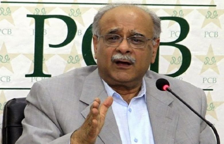 PCB Chairman Najam Sethi resigns from his post