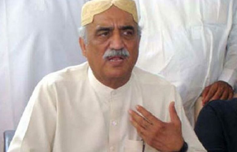 Khurshid Shah faced tough questions from voters