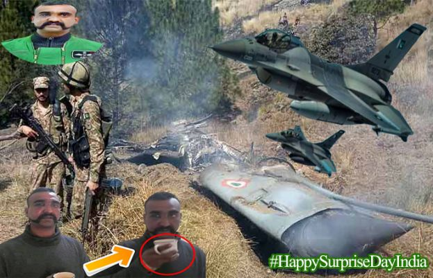 Surprise Day being celebrated today as tribute to retaliatory attack by PAF