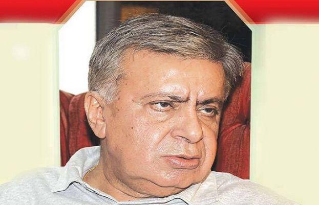 Veteran journalist Arif nizami passes away