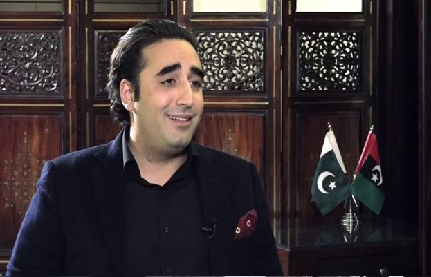 Pakistan Peoples Party (PPP) Chairman Bilawal Bhutto Zardari