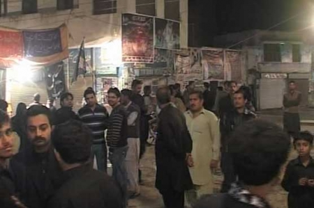 Lahore: Home-made device recovered from Imamia Colony