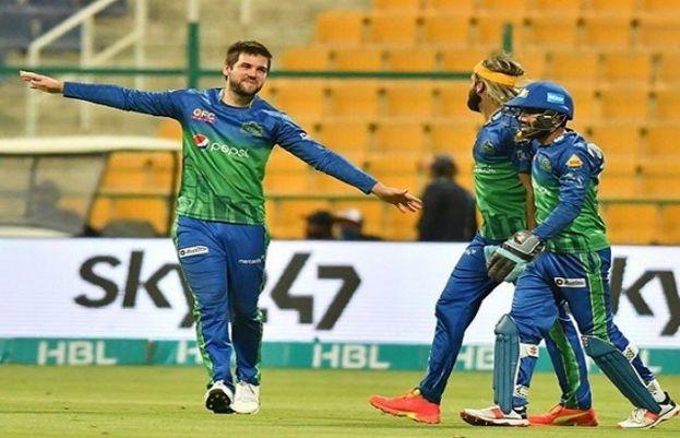 Multan Sultans players