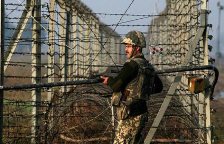Indian shelling leaves one dead
