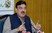 Sheikh Rasheed says govt is not negotiating with TLP