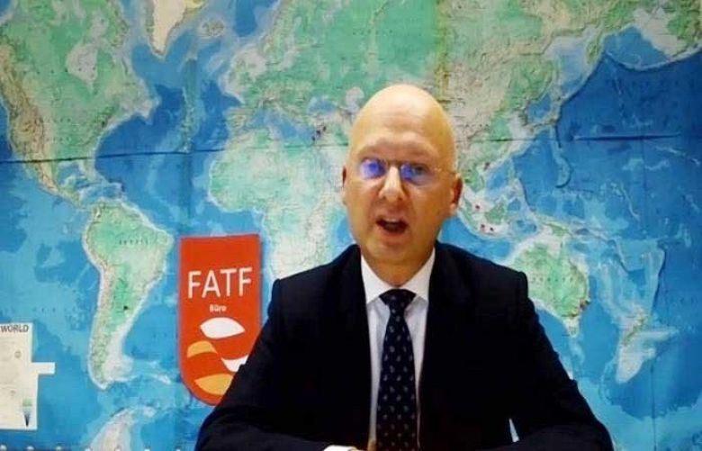FATF President Dr Marcus Player