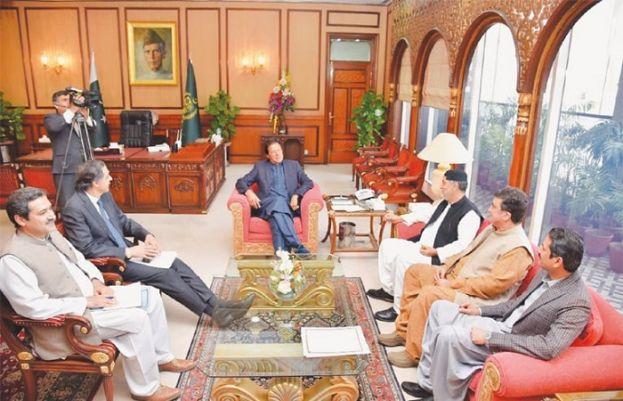 PTI Govt decides to address grievances of BNP-Mengal