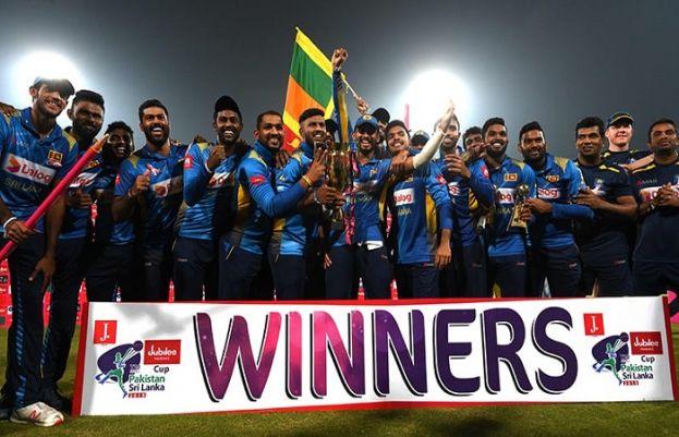 Sri Lanka complete 3-0 Twenty20 whitewash over world number one Pakistan