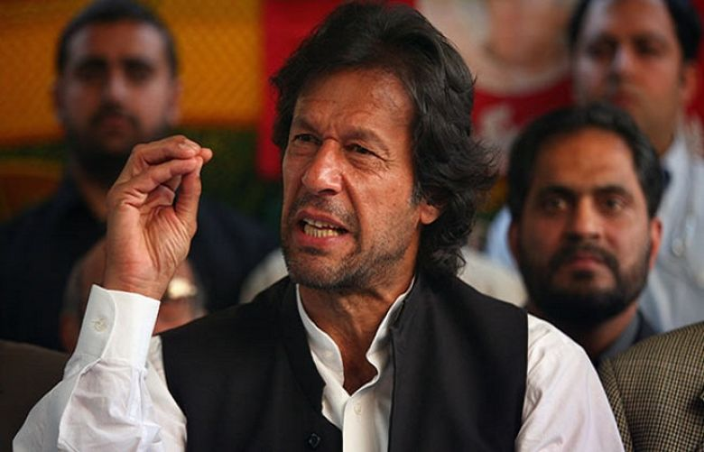 Imran Khan to address rally in Karachi today
