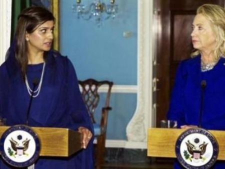 Pak-US relationship should be based on mutual respect: Hina