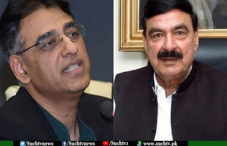 Would request Asad Umar to stay as member of cabinet: Sheikh Rashid