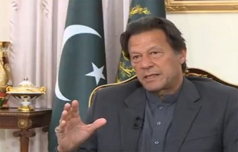 'I am not among those who flee the battleground': PM Imran Khan warns PDM – SUCH TV