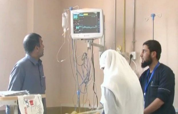 First ever Burn and Trauma Centre starts functioning in Peshawar
