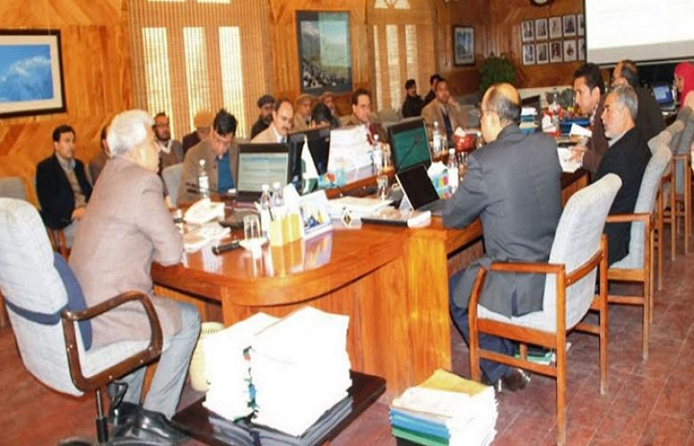 DDWP approves thirty new development projects worth of Rs 3.90bln in GB