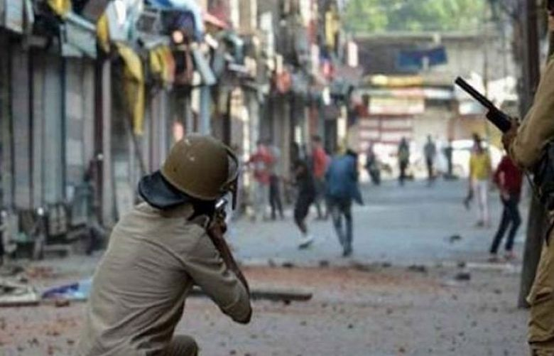 Indian troops martyr one more Kashmiri in IOK