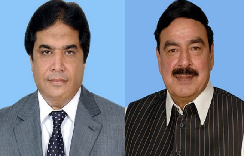Nomination Papers of Sheikh Rasheed, Hanif Abbasi Accepted