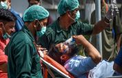Pakistan records 2,333 fresh corona cases in a day
