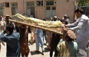 Five Afghan polio vaccinators shot dead in 'coordinated attacks'