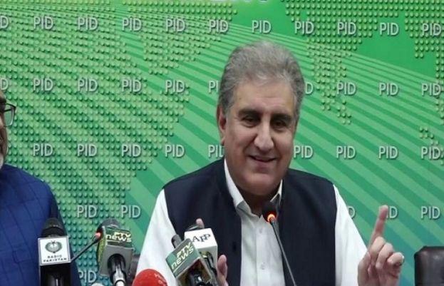 FM Shah Mehmood Qureshi