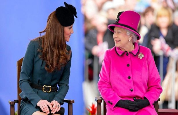 both the royals have been staying at different places