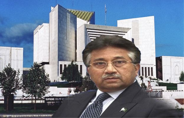 Pervez Musharraf challenges special court's verdict in SC
