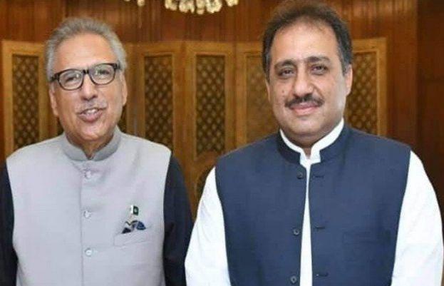 dr arif alvi and Zahoor Ahmed Agha