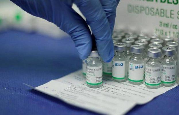 Pakistan recieves sinopharm vaccine