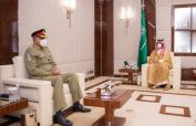 In meeting with Gen Bajwa, Saudi crown prince acknowledges Pakistan's role towards peace