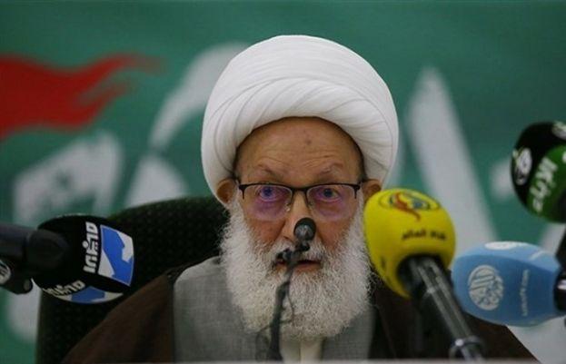 Bahrain's most prominent cleric Ayatollah Sheikh Isa Qassim