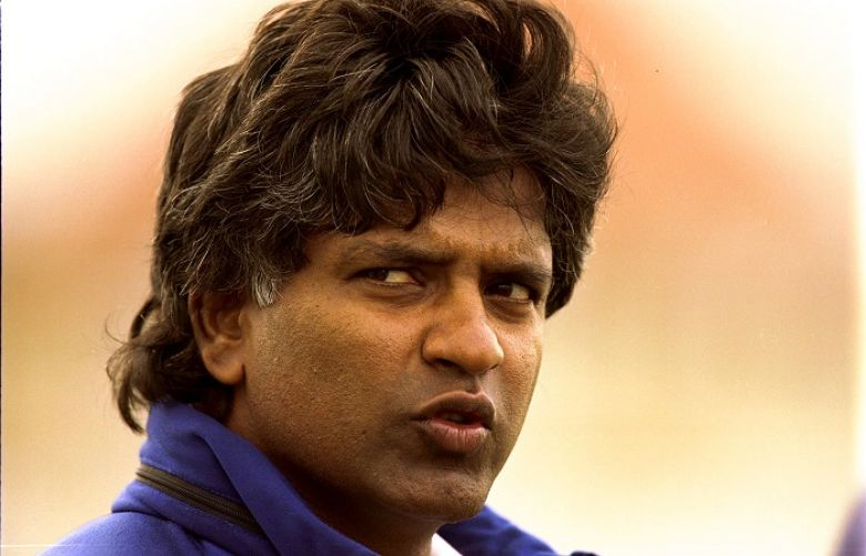 Ex-Skipper Ranatunga Demands Resignation From SL Board Head