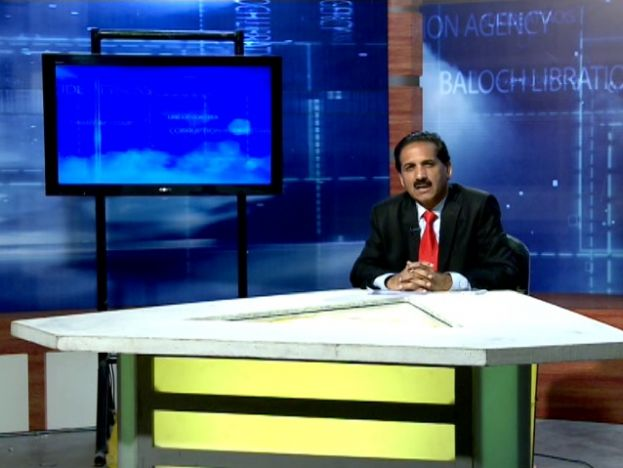 40 Minutes With Khushnood 25-07-2014 On Such TV