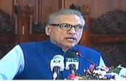 President Alvi stresses need for exploiting alternative sources of energy