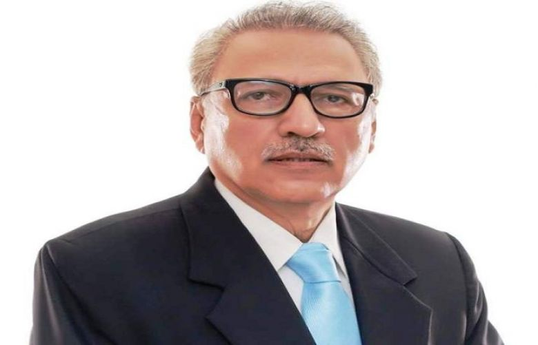 President-elect Dr Arif Alvi resigns from NA seat