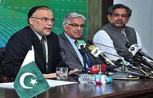 PMLN leaders react to PTI govt's performance