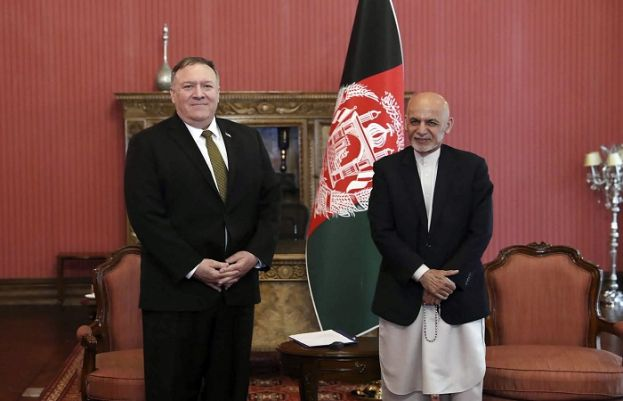 U.S reduces assistance to Afghanistan over political impasse