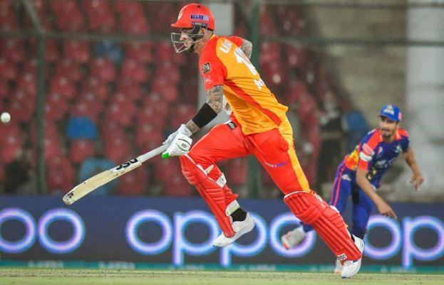 Islamabad United beat Karachi Kings by five wickets