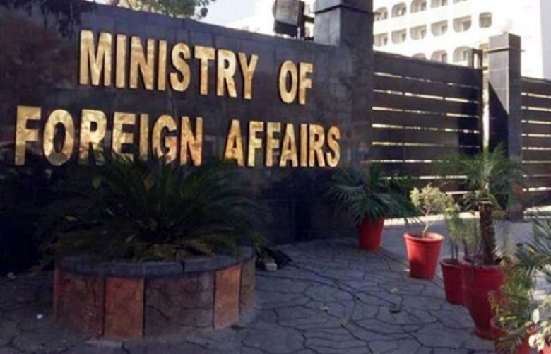 Ceasefire violations: FO summons Indian diplomat