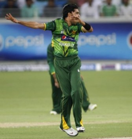 Pakistan beat Australia in first T20 by 7 wickets at Dubai on Wednesday night.