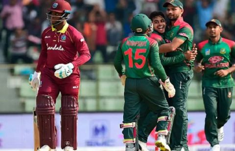 bangladesh vs westindies