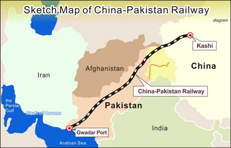 Government plans new railway tracks under CPEC