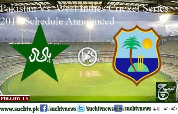Pakistan Vs West Indies 1st T20 Match will be held of 26 March