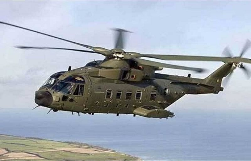 Pakistan Signs Deal For Italian Choppers Such Tv