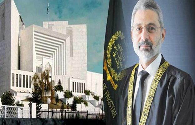 SC rejects Justice Isa's plea for live telecast of review petition