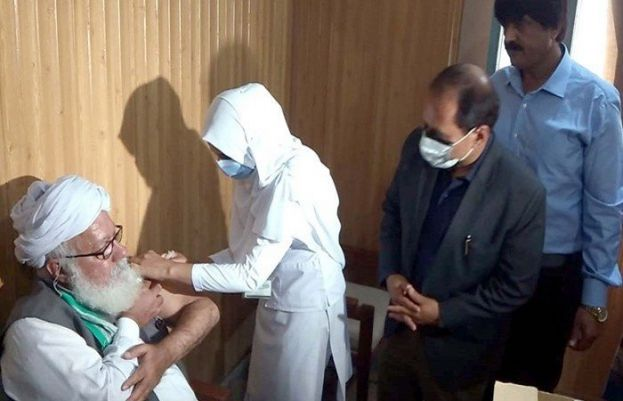 Punjab vaccinates 1,80000 against COVID-19 in a day